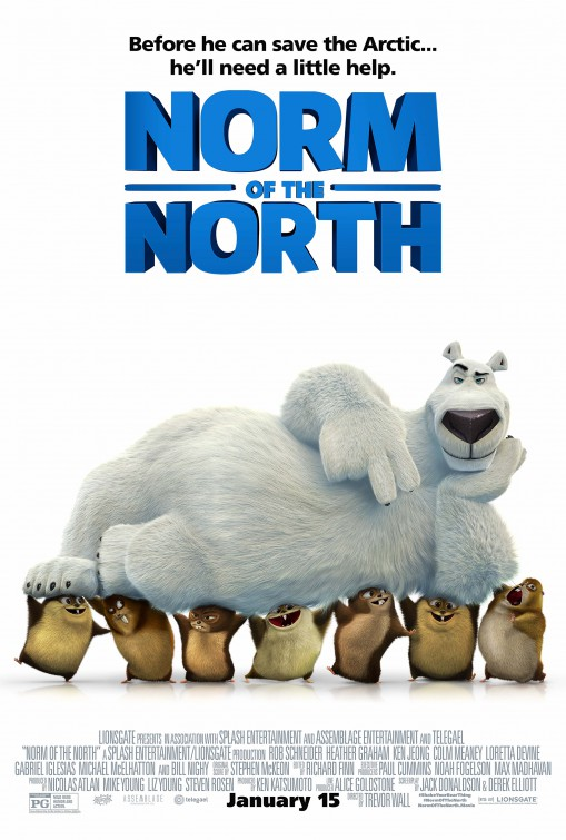 norm of the north actu film. Black Bedroom Furniture Sets. Home Design Ideas