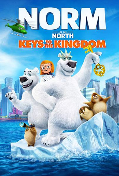 Norm Of The North Keys To The Kingdom Movie Poster