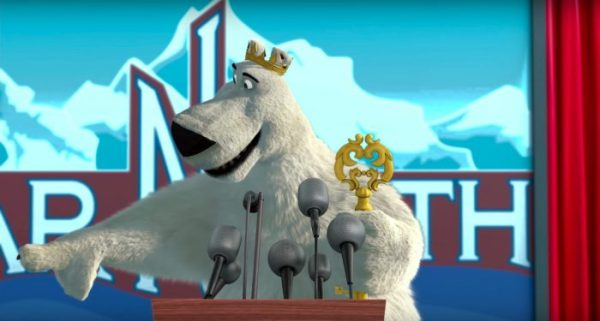 Norm Of The North Keys To The Kingdom Movie