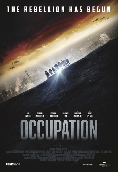 Occupation New Poster