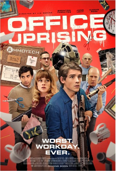 Officie Uprising Movie Poster
