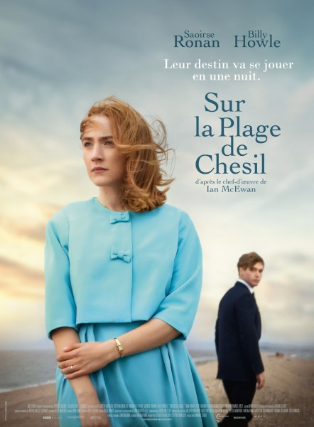 On Chesil Beach French Poster