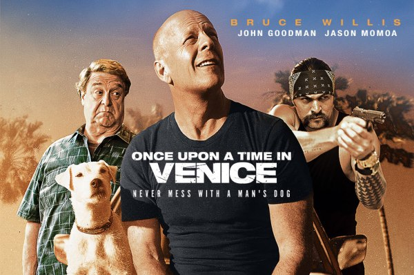 Once Upon A Time In Venice New Banner
