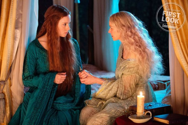 Opehlia movie - The film directed by Claire McCarthy, reimagines Ophelia as a bold, complicated young heroine.