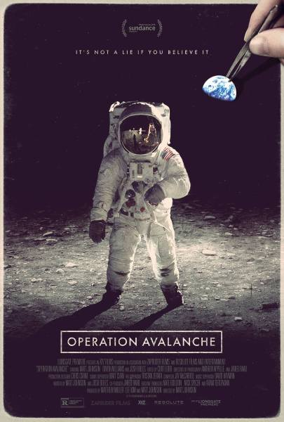 Operation Avalanche teaser poster