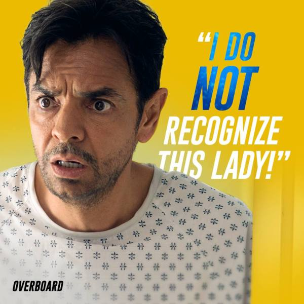Overboard  movie - Eugenio Derbez