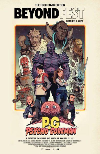 PG Psycho Goreman Teaser Poster