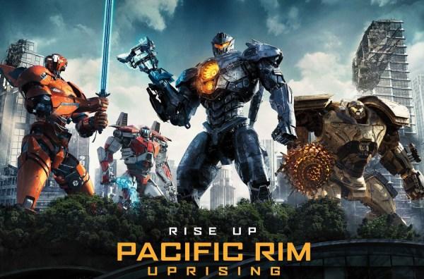 Pacific Rim Uprising - Movie 2018 - Pacific Rim The Sequel