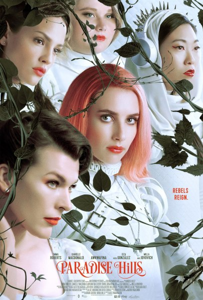 Paradise Hills Movie Poster