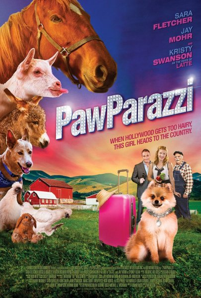 PawParazzi Movie Poster