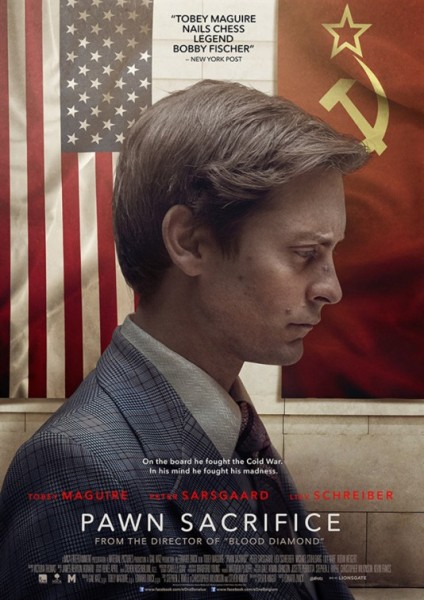 Pawn Sacrifice new poster