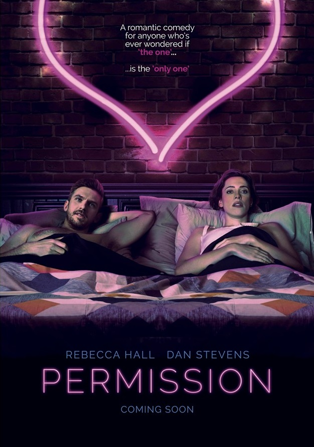 Permission Movie Starring Rebecca Hall And Dan Stevens