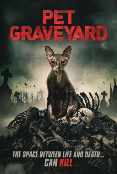 Pet Graveyard Movie Poster
