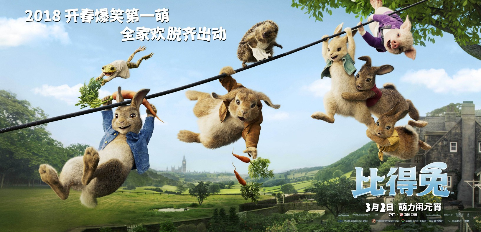 Peter Rabbit Movie –...