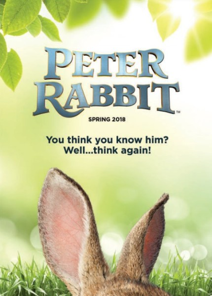 Peter Rabbit Teaser Poster