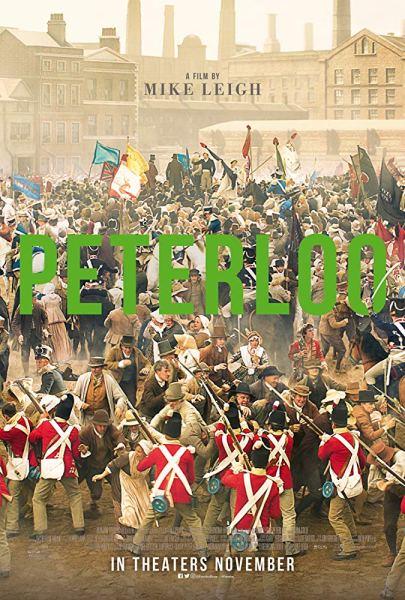 Peterloo Movie Poster