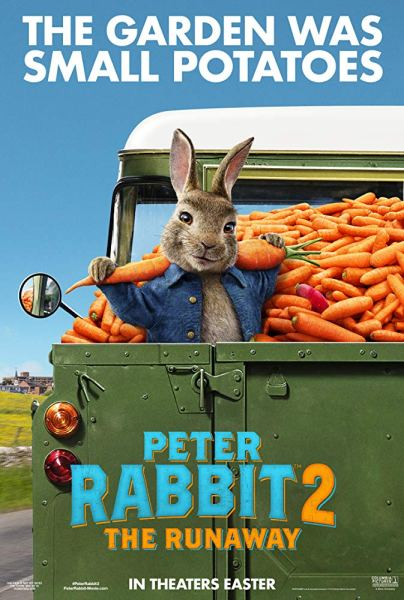 Petter Rabbit 2 The Runaway Movie Poster