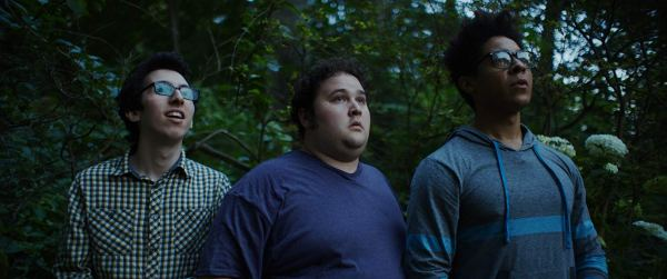 Phillip Andre Botello, Zachery Byrd, And Zack Weiner in Pledge