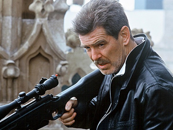 Pierce Brosnan - Last Man Out Movie