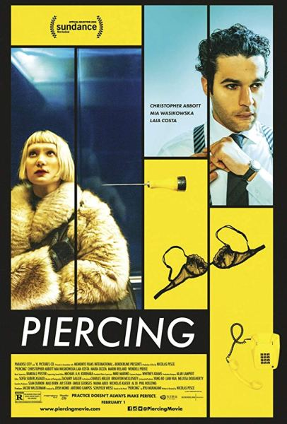 Piercing New Film Poster