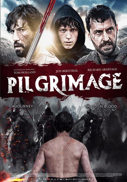 Pilgrimage International Poster