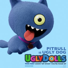 Pitbull Is Ugly Dog UglyDolls Movie