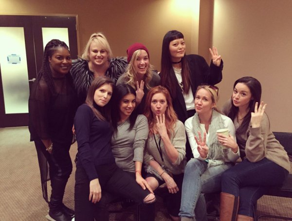 Pitch Perfect 3 Movie Cast