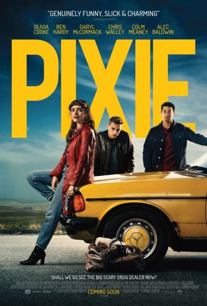 Pixie Movie Poster