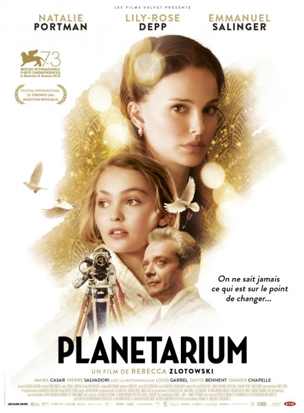 Planetarium French poster
