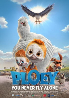 Ploey You Never Fly Alone Movie Poster