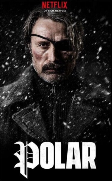 Polar French Poster