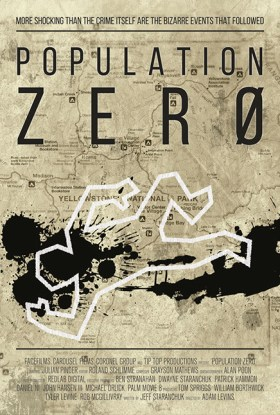 Population Zero - FrightFest Poster