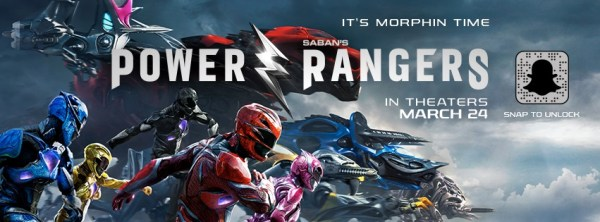 Power Rangers - 2017 movie adaptation