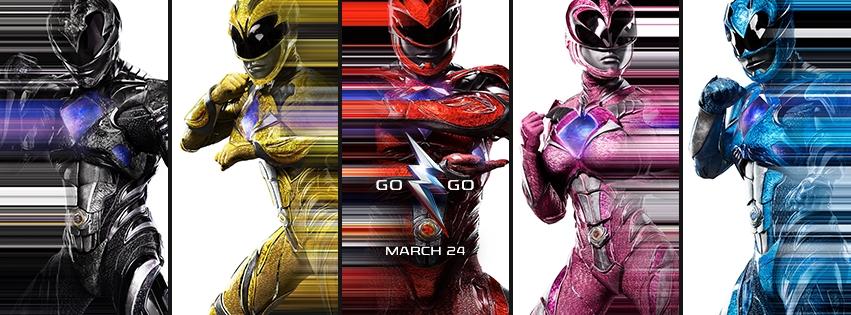 Resultado de imagem para Power Rangers 2017