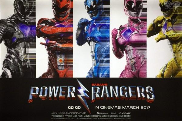 Power Rangers New Banner
