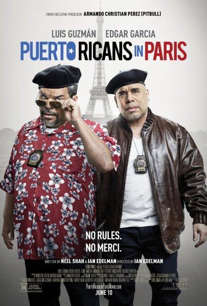 Puerto Ricans in Paris movie poster