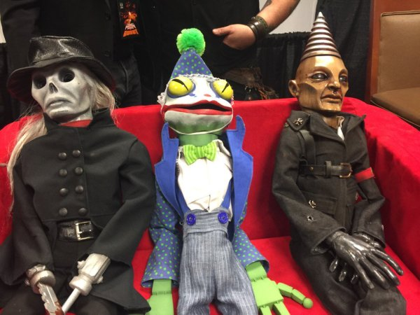 Puppet Master The Littlest Reich First Look