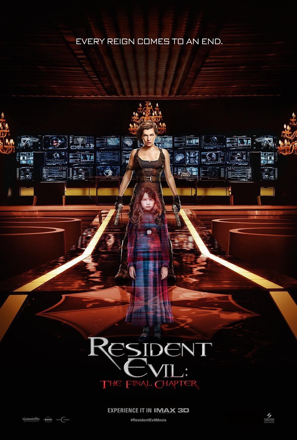 Resident Evil 6 Teaser Trailer