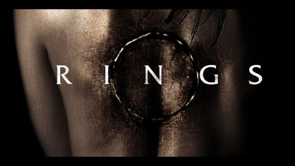 Rings - The Ring 3 - She does not forget, and she does not forgive...