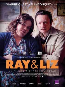 Ray And Liz New French Poster