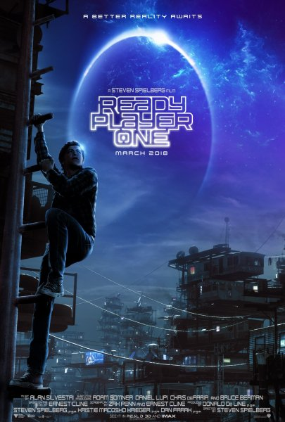 Ready Player One New Poster