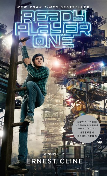 Ready Player One - Movie Tie-In Book Cover