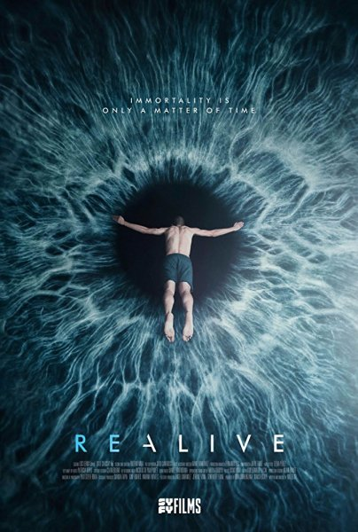 Realive New Poster