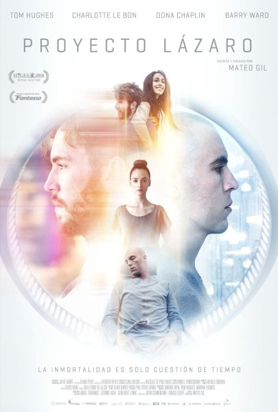 Realive Spanish Movie Poster