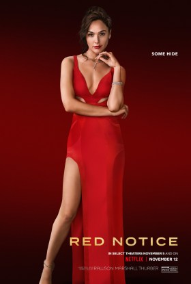 Red Notice Movie - Gal Gadot