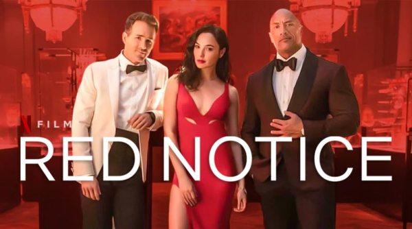 Red Notice Movie (2021)