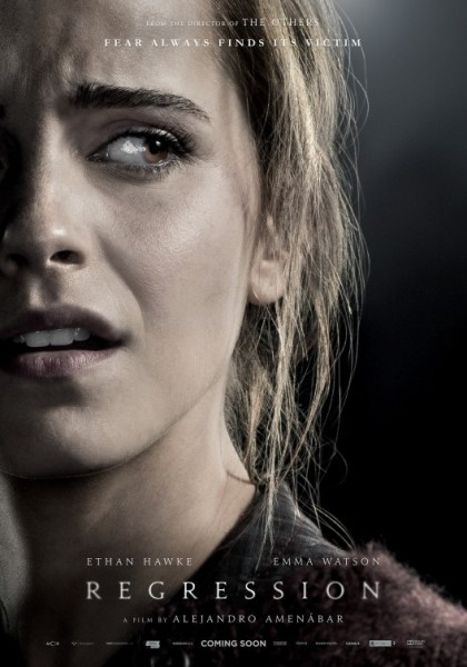 Regression new Poster