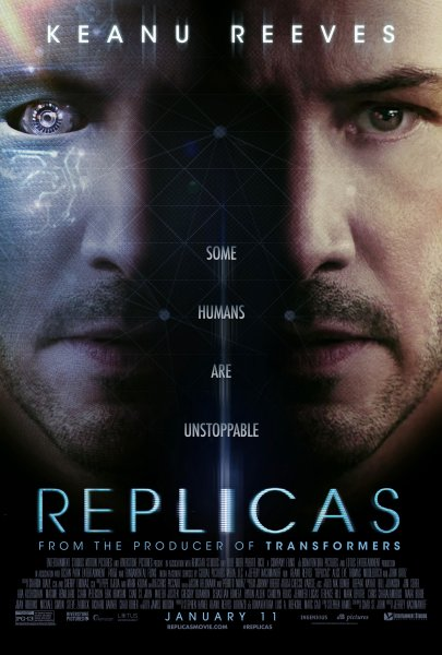 Replicas New Film Poster