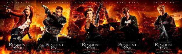 Resident Evil 6 The Final Chapter