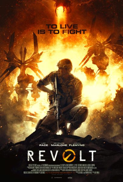 Revolt New Movie Poster